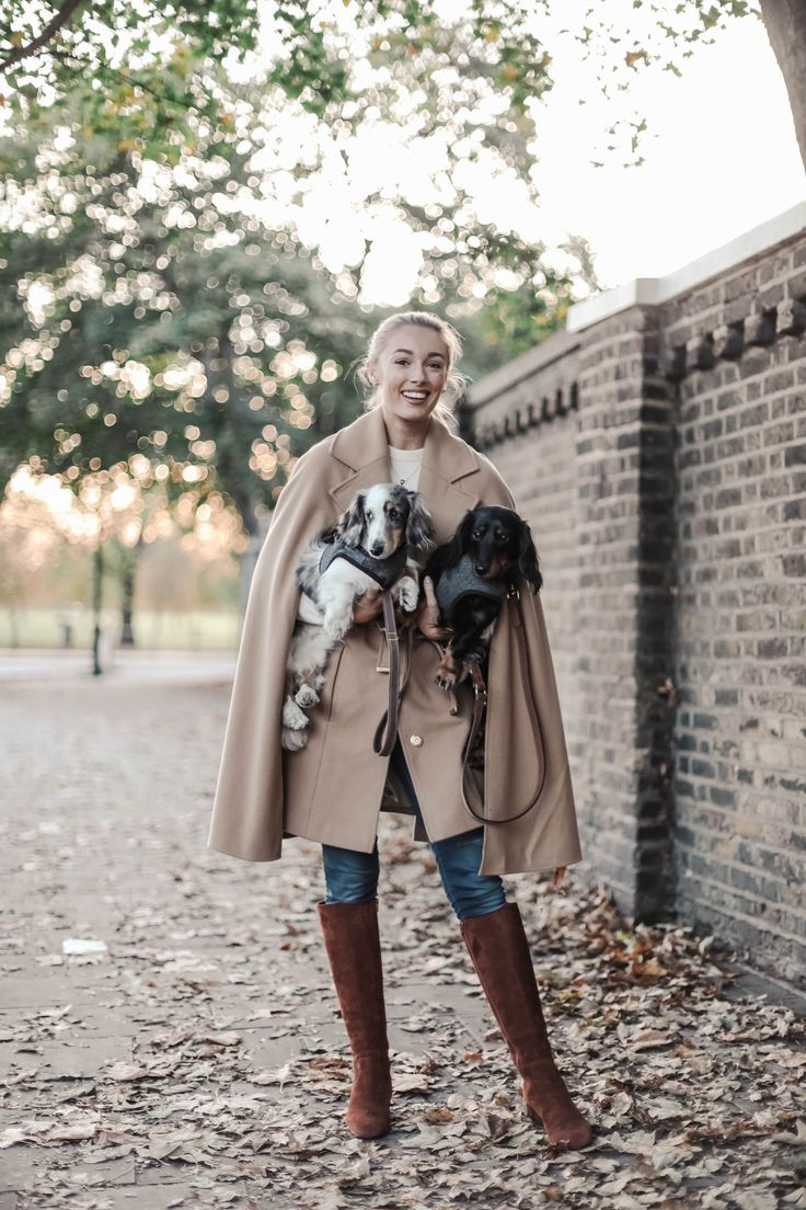 Outfit Details Cape by Coast Jeans by Topshop Boots by Russell & Bromley Jumper by Club Monaco Dexter & Dickens coats by Mutts & Hounds Create a Cosy Home Turn up the Temperature Dexter &…