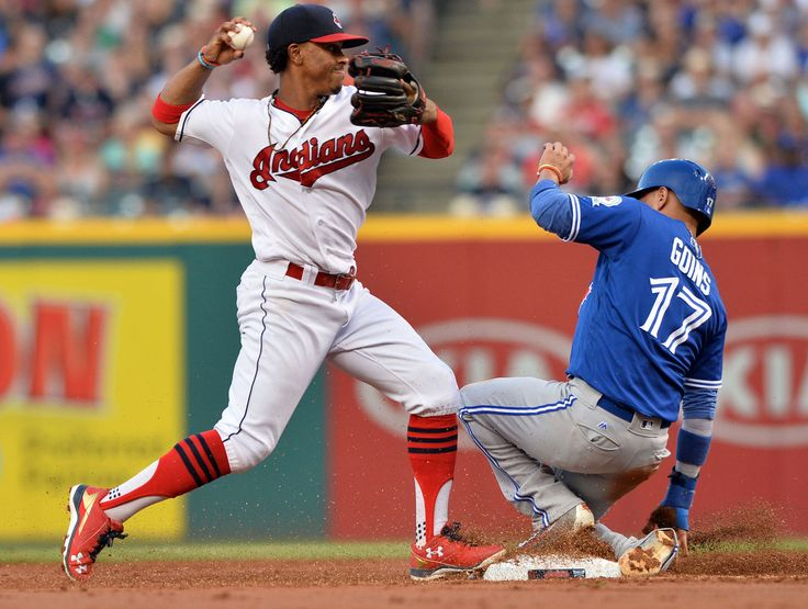 Indians Blue Jays to meet in ALCS 5 months after Raptors-Cavs series