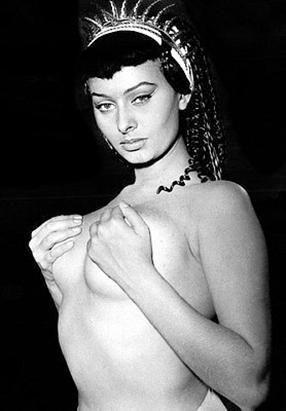 Sophia Loren, la belleza italiana