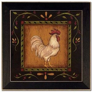 Rooster Kitchen Decor Pinterest
