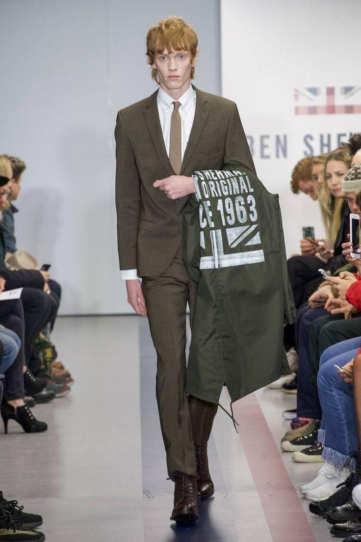 Ben Sherman Fall-Winter 2017 - London Fashion Week Men's