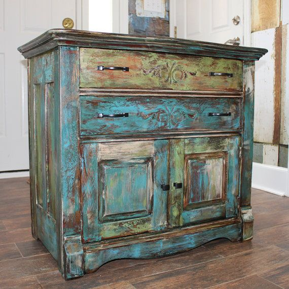 Painted Wood Furniture And Cabinets: 24 Best Images About Dry Sink Make Over On Pinterest