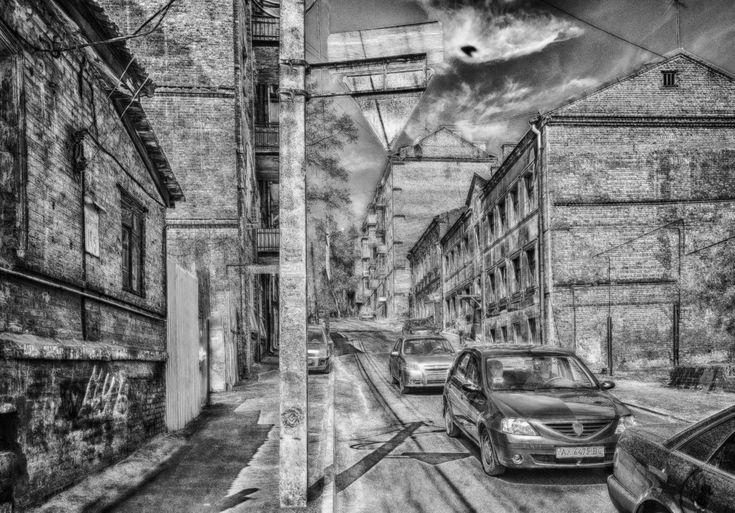 Городские зарисовки - Игорь Найда