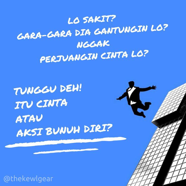 Udah deh...Move on deh! #dagelan