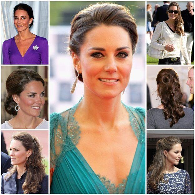 Így hordja a haját Kate Middleton   Femcafe