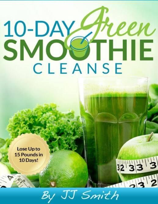 10 Day Green Smoothie Cleanse By Jj Smith Download 10 Day Green