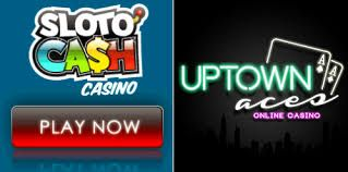 SLOTOCASH & UPTOWN ACES CASINO DEPOSIT BONUS - $100 FREE CHIP - MOBILE ONLY - Here is a bonus especially for mobile players! $100 free chip with your deposit of $35!