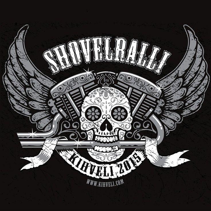 Shovelralli 2015 Shovelrally #Shovelhead #Shovel #Finland Kihveli.com #harley #shovelralli #kihveli