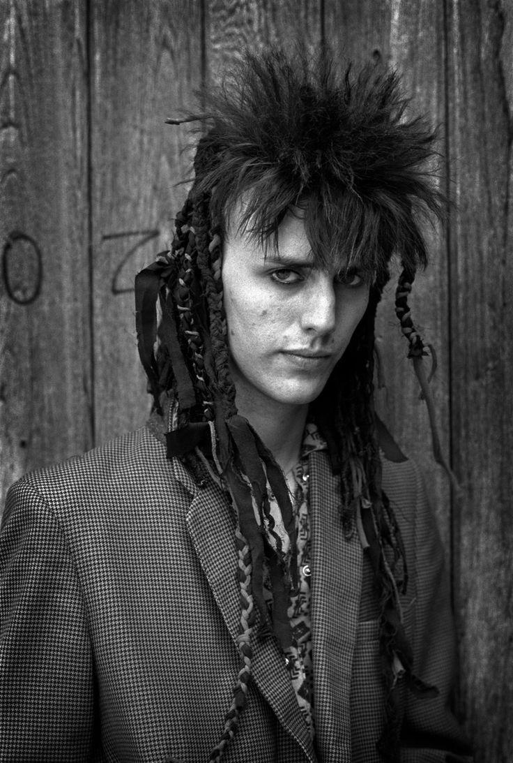 Robert, Kings Road, 1983 Photo: Derek Ridgers