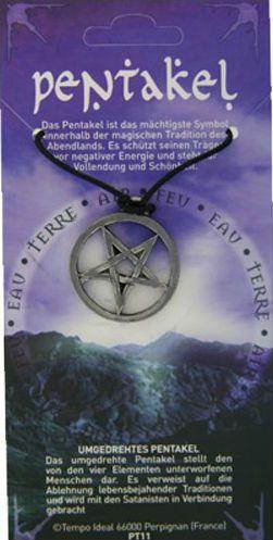 """Colgante Pentáculo de Estaño """"Pentakel"""", de International Connection. Puedes conseguirlo en http://magia.esoterik-a.com/producto/colgante-pentaculo-estano-pentakel/"""