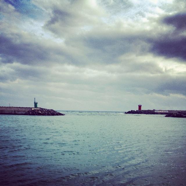 Ostia Harbor
