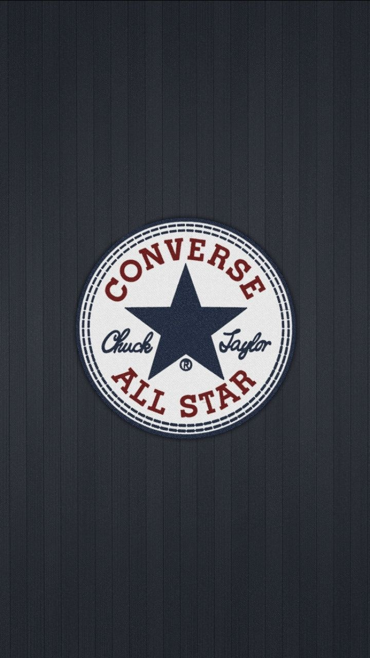 Products Converse Logo Mobile Wallpaper