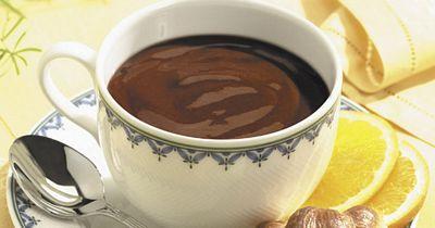 Chocolate caliente, espeso y cremoso - Venezuela Tuya