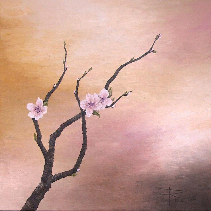 Japanese Acrylic Painting