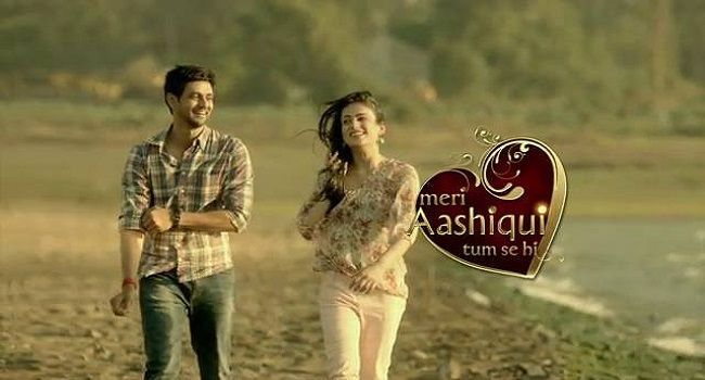 meri aashiqui tum se hiColor TV propelled their affection story, Meri Aashiqui tum se hello on 24th June 2014 and still it is running succefully.