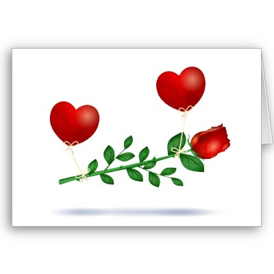 50% OFF Cards & $3 OFF Postage! Use Code: SENDINGTALUV   Red Rose, #postcard by PinkHurricane