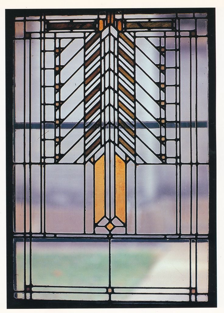 29 best stained glass craftsman style images on for Frank lloyd wright craftsman