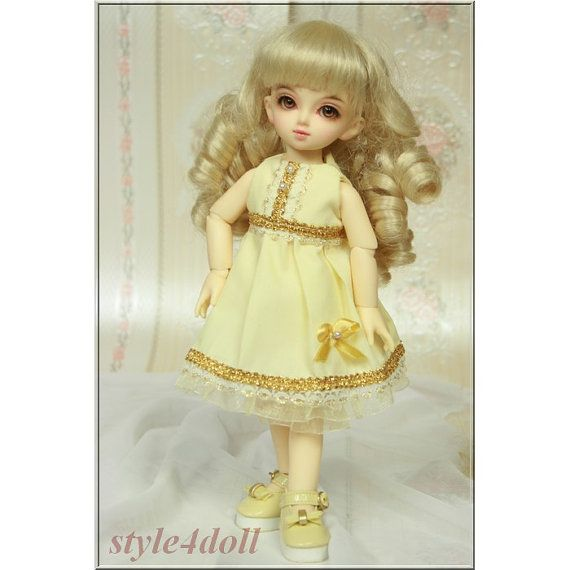 style4doll Dress  Pantaloons  for 1/6 BJD YoSD by style4doll, $15.99