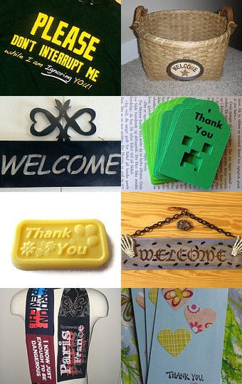 MIND YOUR MANNERS =) by mama chei on Etsy--Pinned with TreasuryPin.com