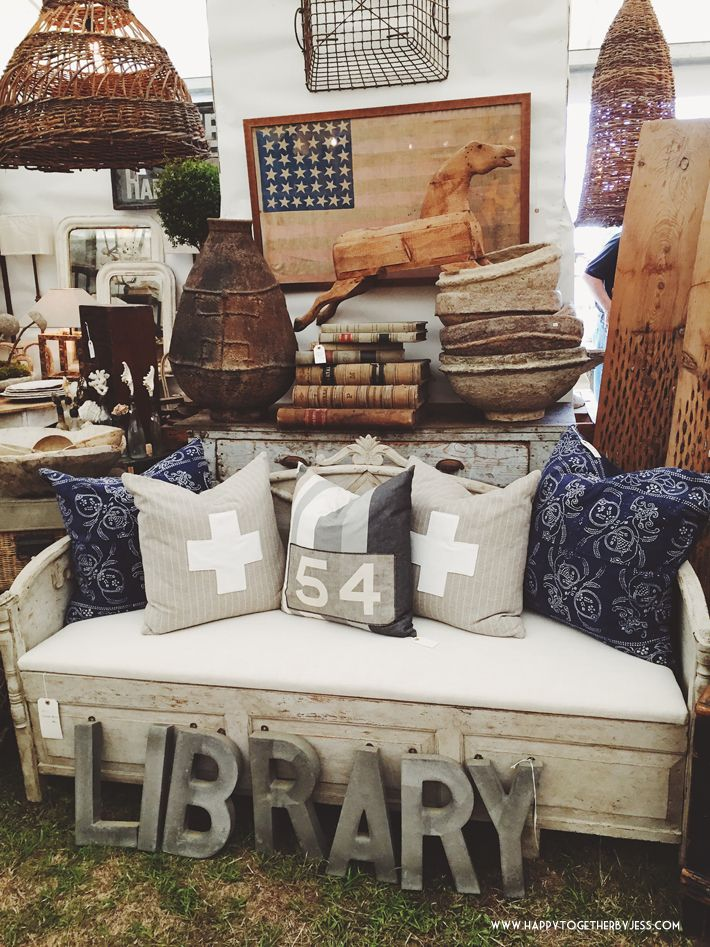 Round Top Texas Marburger Farm Antique Show | happy together