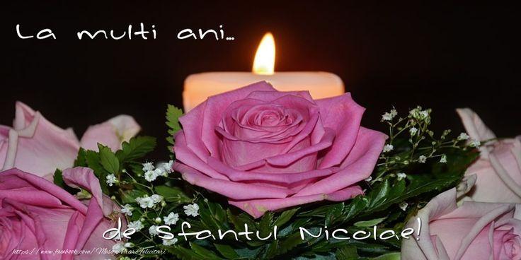 La multi ani... de Sfantul Nicolae!