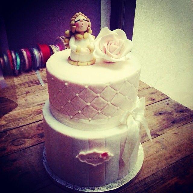 #battesimo #dolcelab #firenze #cakedesign