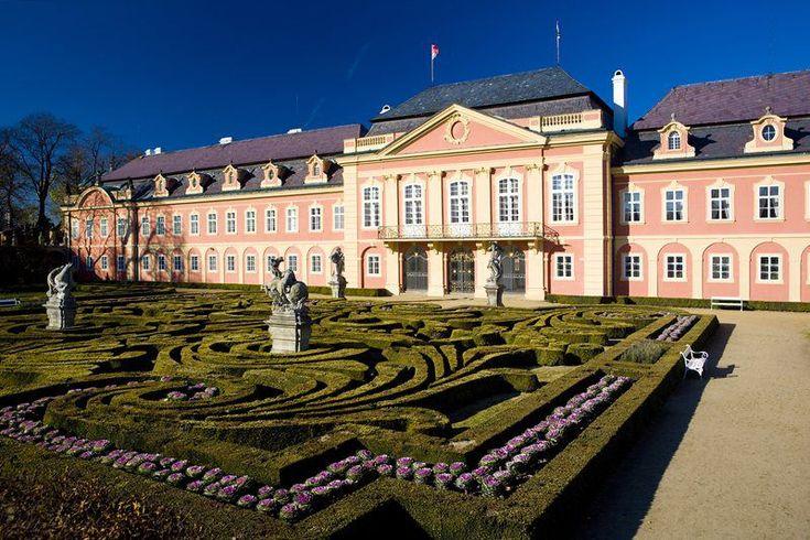 Czech Republic - Chateau Dobříš