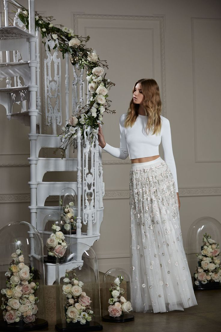 What do you wear if you don't want a traditional wedding dress?