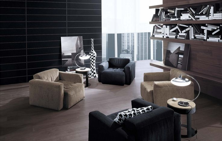 Cooper #frigeriosalotti #design #armchair #madeinitaly #living #elegance #furniture