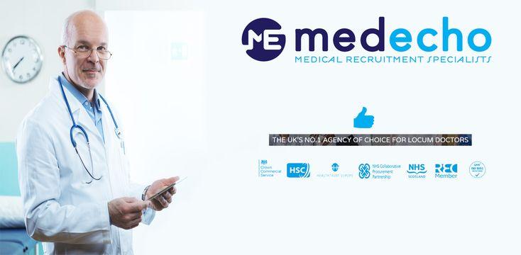 Best locum employment agency for doctors in uk medecho