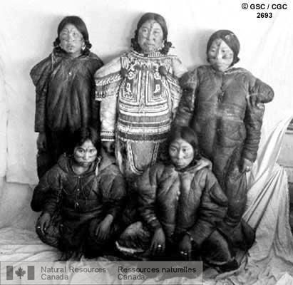 Indigenous Tattooing - Inuit Tattoo Gallery