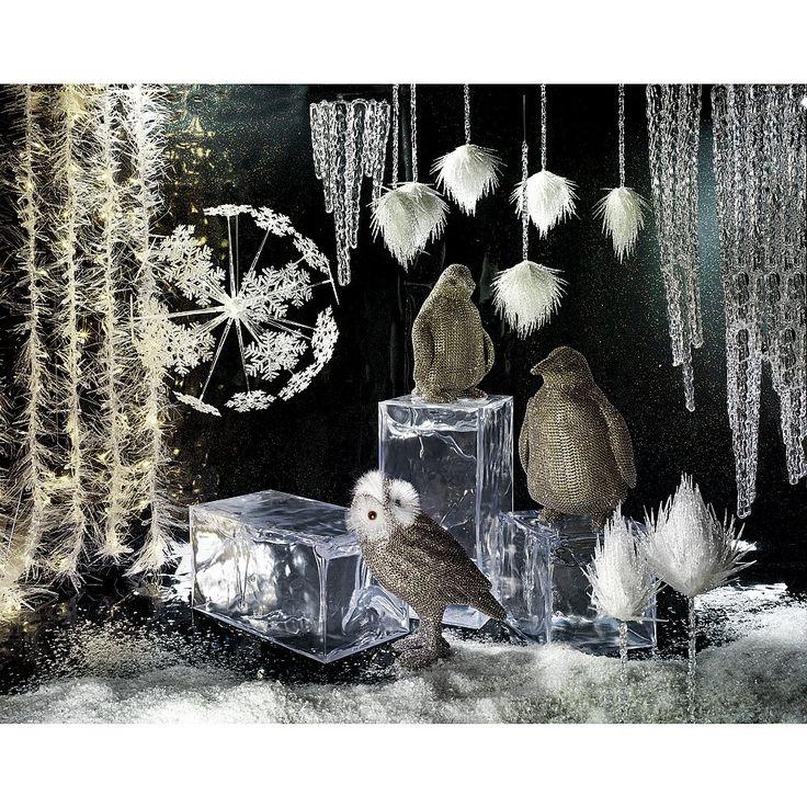 """Déco Boule """"Flocon de neige"""", Ø 43 cm & Décoration chez DecoWoerner"""