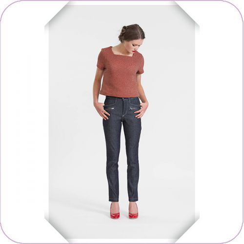 Patron de couture Papercut Pantalon Starboard