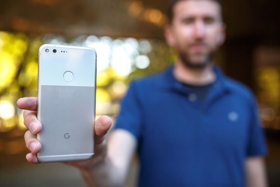 How to preorder the Google Pixel and Pixel XL     - CNET  Enlarge Image  Earlier today at the Made By Google event Google unveiled two new phones the Google Pixel and Google Pixel XL. These two new phones are designed by Google and meant to showcase the best hardware and software experience offered by the company.  The two new Pixel phones come in three colors: Really Blue Very Silver and Quite Black (Im really very quite serious). Theyre also the first phones to come with Google Assistant…