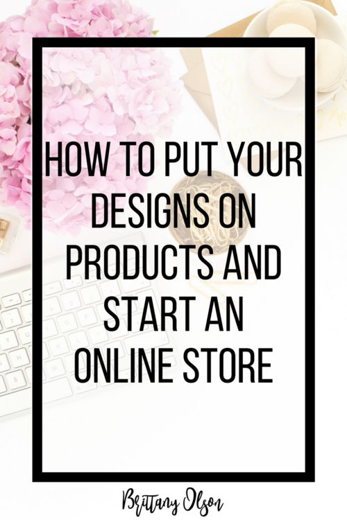 How to put your designs on products and start selling them in your own online shop! Create tshirts, mugs, leggings and dresses featuring your own designs. Launch an awesome online boutique featuring your designs!