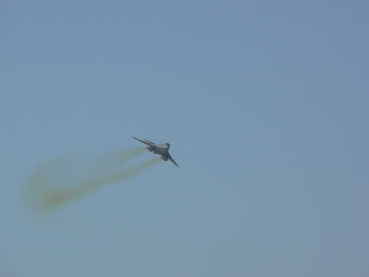 B-1 Flying demo