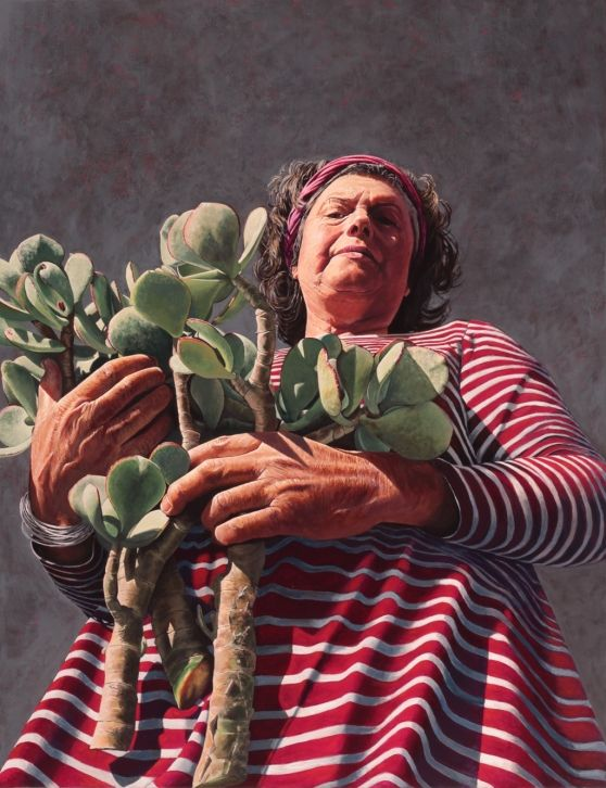 VISI / Articles / The 40 National Portrait Award finalists