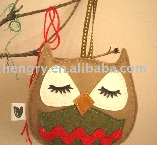 crafts made with felt | Handmade Felt Craft Christmas Decoration Factory Photo, Detailed about ...