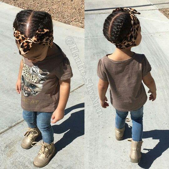 toddler cornrows