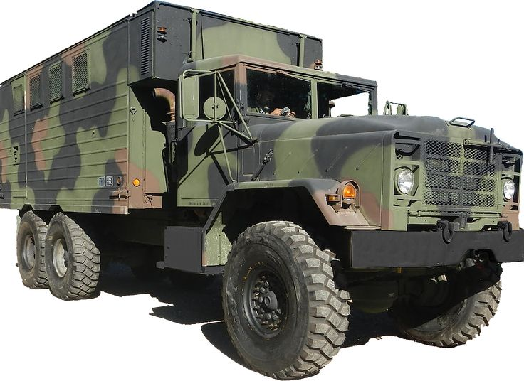 Expedition Ultimate Offroad 4x4 6x6 Motorhome Army Surplus