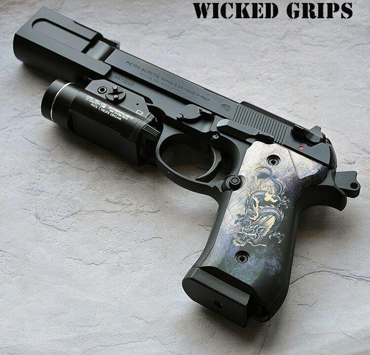 17 Best Ideas About Beretta 92 On Pinterest Guns