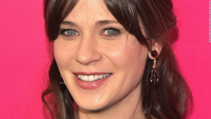 """Three months after giving birth to a girl, actress Zooey Deschanel has revealed that her little bundle is named Elsie Otter. Yep, Otter, as in the sea creature. She <a href=""""http://www.today.com/video/zooey-deschanel-on-classic-bill-murray-daughter-elsie-otters-name-547844675519"""" target=""""_blank"""">told the """"Today"""" show</a> why she and husband Jacob Pechenik picked the unique combo. """"We just really liked the name Elsie, and then we both love otters..."""