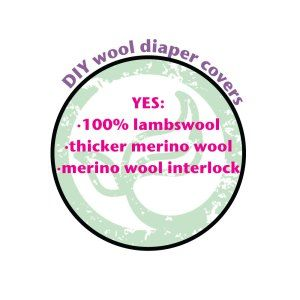 Fabulous guide to selecting wool sweaters for DIY woolies.
