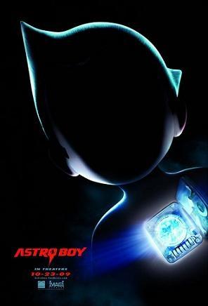 Silent Divergence Anime Group: Astro Boy Movie