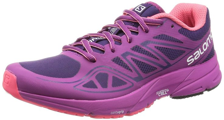 Salomon Women's Sonic Aero W Running Shoe >>> Check this awesome product by going to the link at the image.