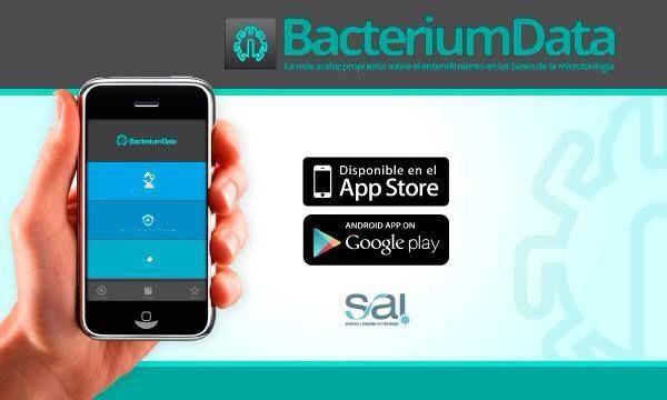 Aplicación para móviles del área de Microbiología. La App mas innovadora de infectologia y microbiología. El contenido es de Microbiología básica, resistencia bacteriana y antibióticos Su uso será de gran utilidad para la realización de las prácticas.