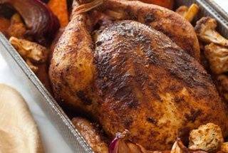 Moroccan-Spiced Roast Chicken: This was ok, not bad but not my ...