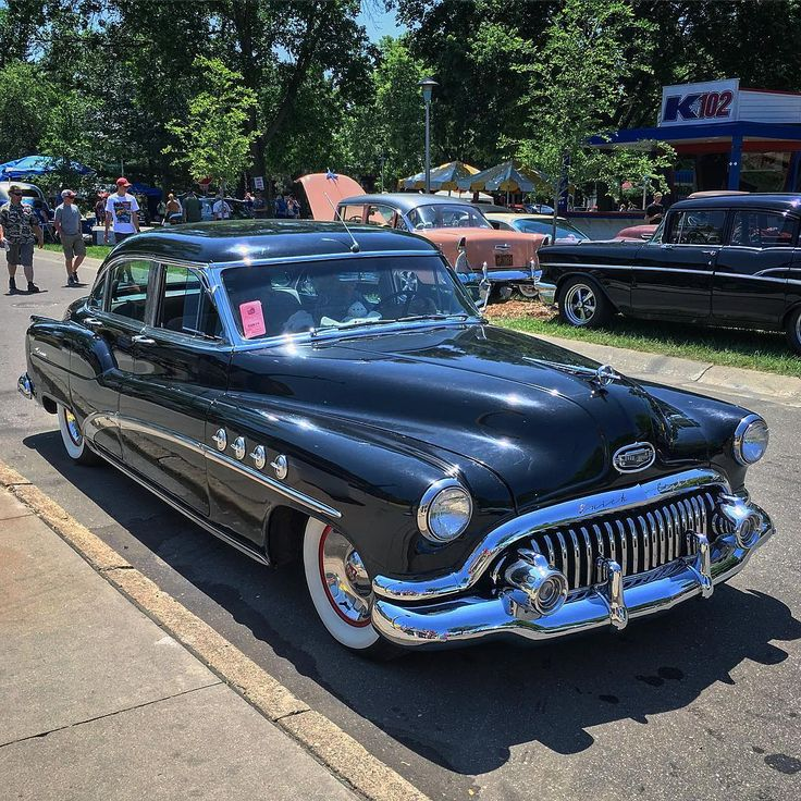 1949 Buick Super: 93 Best Buick 1948-52 Images On Pinterest