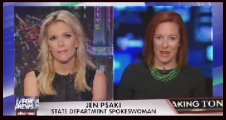 #NTB: Megyn Kelly Leaves Jen Psaki Dumbfounded ➡ Epic Video