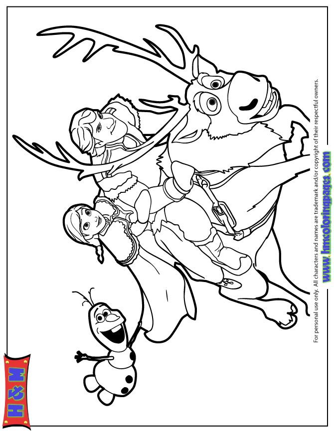 43 best OLAF - für - ZOE images on Pinterest | Coloring pages ...